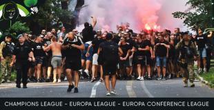 UEFA 21/22 Week 3: 2nd QR - 1st Leg