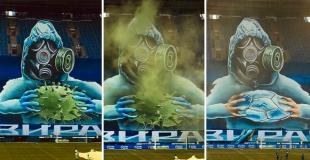 Zenit - Krylia Sovetov 26.06.2020