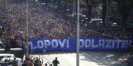 Dinamo Zagreb - Hajduk Split 12.07.2015