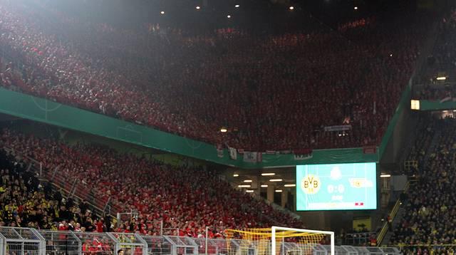 Borussia Dortmund - Union Berlin 26.10.2016