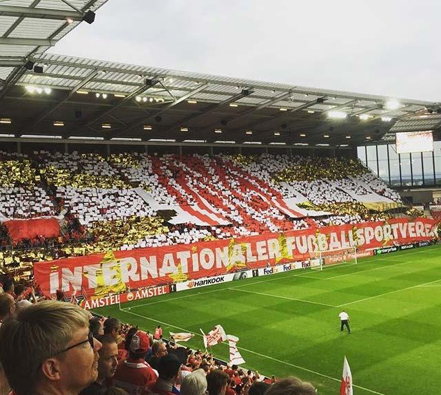 Mainz St Etienne
