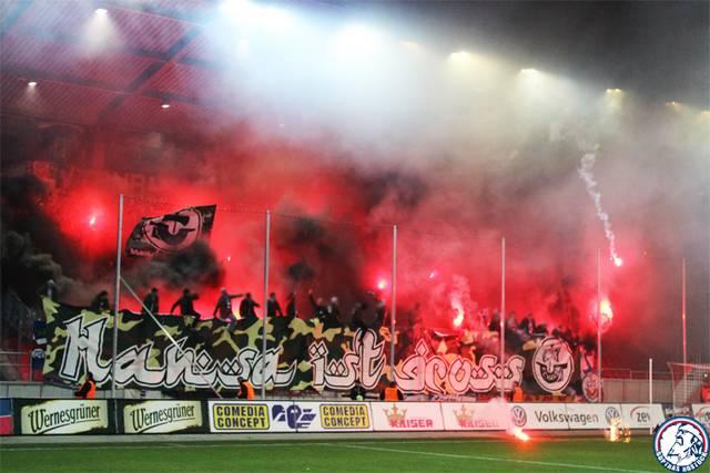 FSV Zwickau - Hansa Rostock 20.03.2017