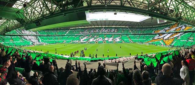 Celtic - Hearts 21.05.2017