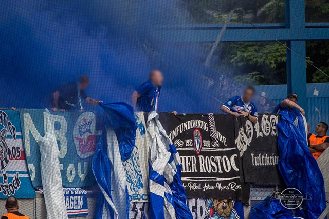 Unsere Stadt Rostock JogginghoseFussball Ultras FCK DFBM1