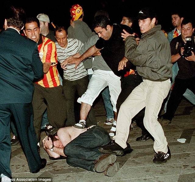 arsenal galatasaray 2000 1