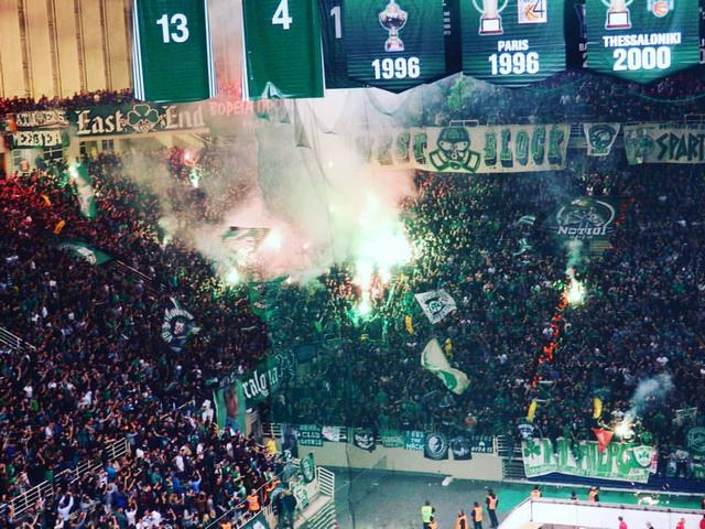 panathinaikos olympiakos basketball 1
