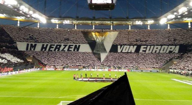 Eintracht Frankfurt Benfica