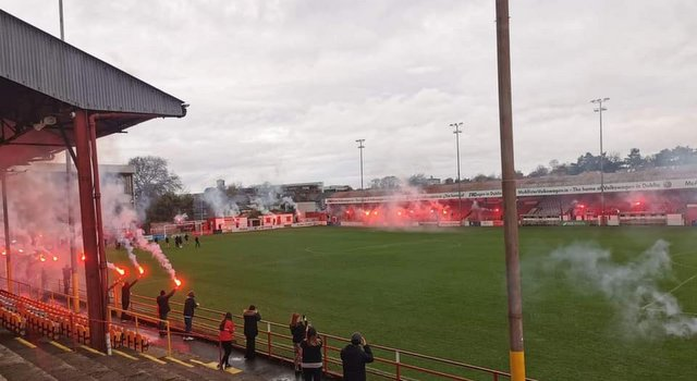 Shelbourne longford town 1