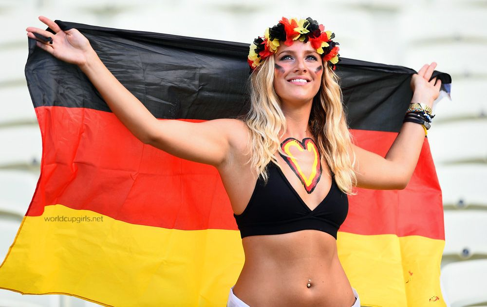 Gallery: World Cup 2014 Girls