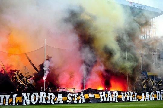 Aik Ifk Goteborg 12 04 2012
