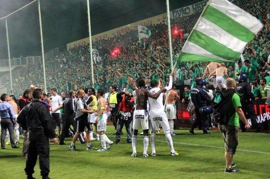 Omonia Nicosia - AEL 16.05.2012