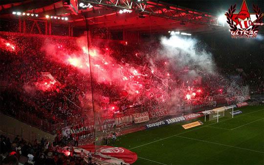 Olympiakos - PAOK 03.12.2014
